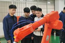 肇庆市财经学校工业机器人技术应用专业介绍