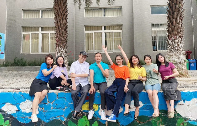 广东岭南现代技师学院广告设计专业