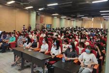 新生入学教育 | 文创学子与国际名校、行业名企的初相遇