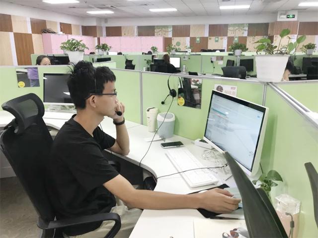 广东岭南现代技师学院双十一实训