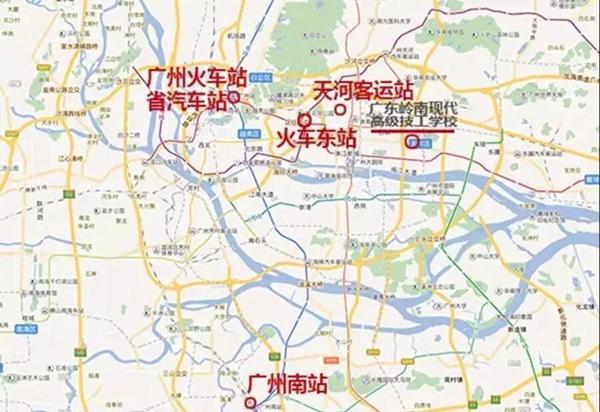 广东岭南现代技师学院地址