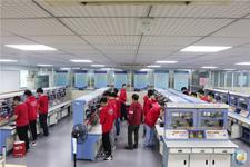 广东岭南现代技师学院智能制造学院实训场室介绍