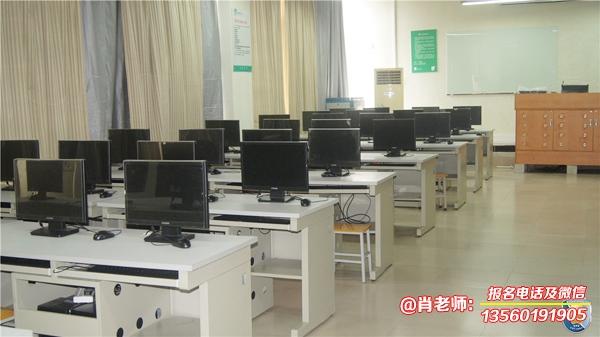 广东岭南现代技师学院财贸商务学院实训场室