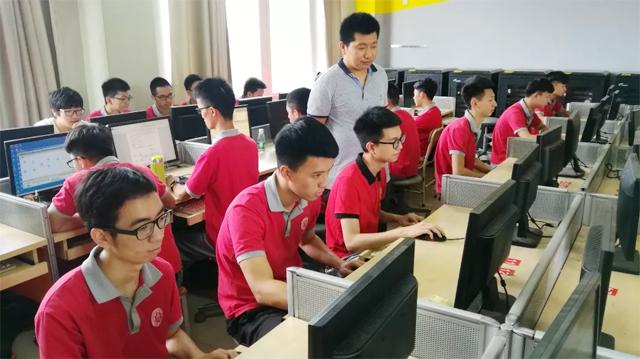 广东岭南现代技师学院计算机程序设计专业