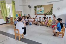 关于幼师专业的百宝袋-广州岭南现代技工学校