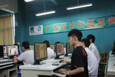 """互联网带来产业新机,岭南技校艺术设计遇""""黄金期"""""""