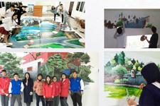 """""""室""""界设计,岭南现代技师学院室内设计专业一览!"""