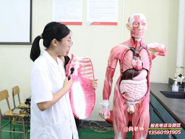 广东岭南现代技师学院中药专业
