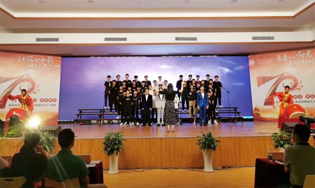 广东岭南现代技师学院学生活动