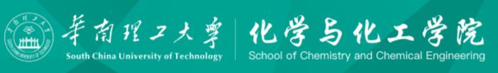 华南理工大学化学与化工学院