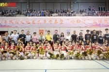 """热血""""篮""""不住 校园文化艺术节开幕式暨""""岭南杯""""篮球联赛开始啦!"""