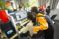 """""""硬核""""的电子商务网络营销专业,广东岭南现代技师学院"""