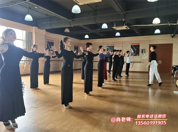 广东岭南现代技师学院舞蹈表演亚冠订单班专业