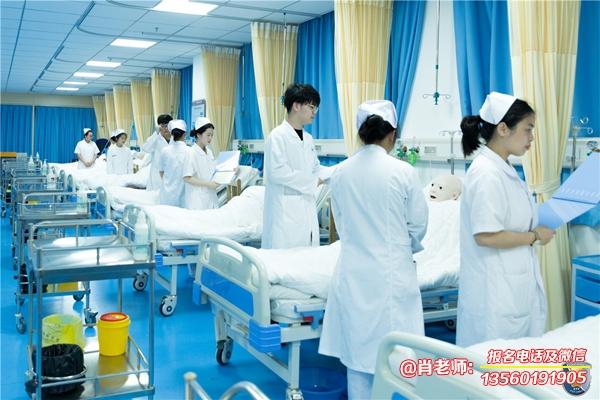 广东岭南现代技师学院健康护理学院实训场室