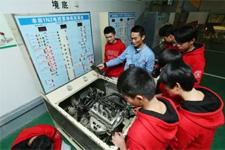 十三五发展新产业 岭南现代技师学院机电系巧转型