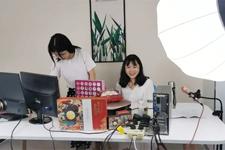 """广东岭南现代技师学院不一样的""""双11""""体验"""