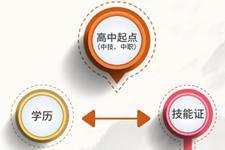 广东岭南现代技师学院(高中/中专)毕业生报读层次说明