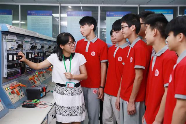 广东岭南现代技师学院智能制造学院